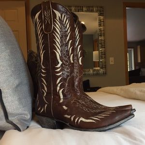 Shoes - Stunning Johnny Ringo Boots ❤️❤️❤️